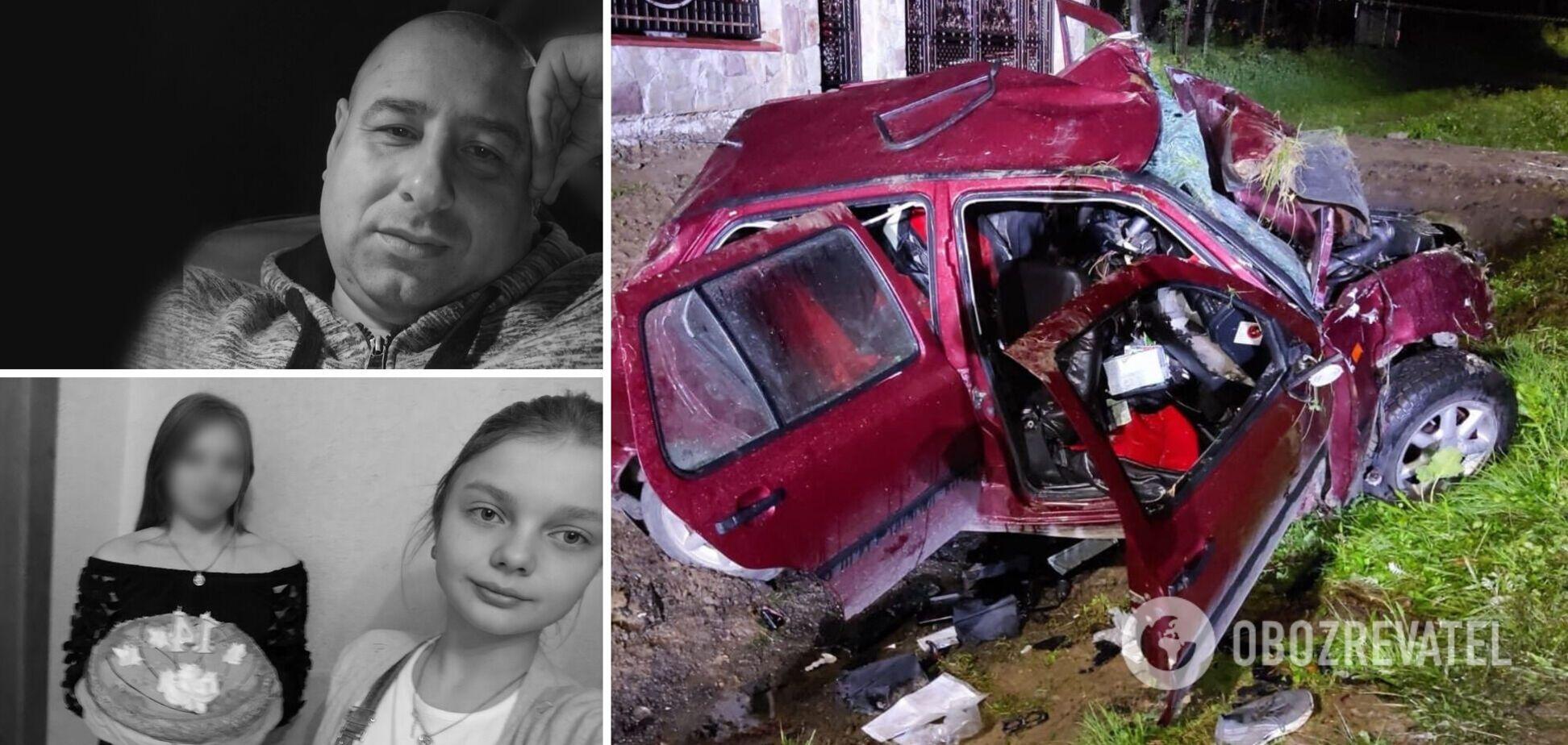 19-річний водій без прав і п'яний: стали відомі подробиці ДТП з трьома загиблими на Львівщині