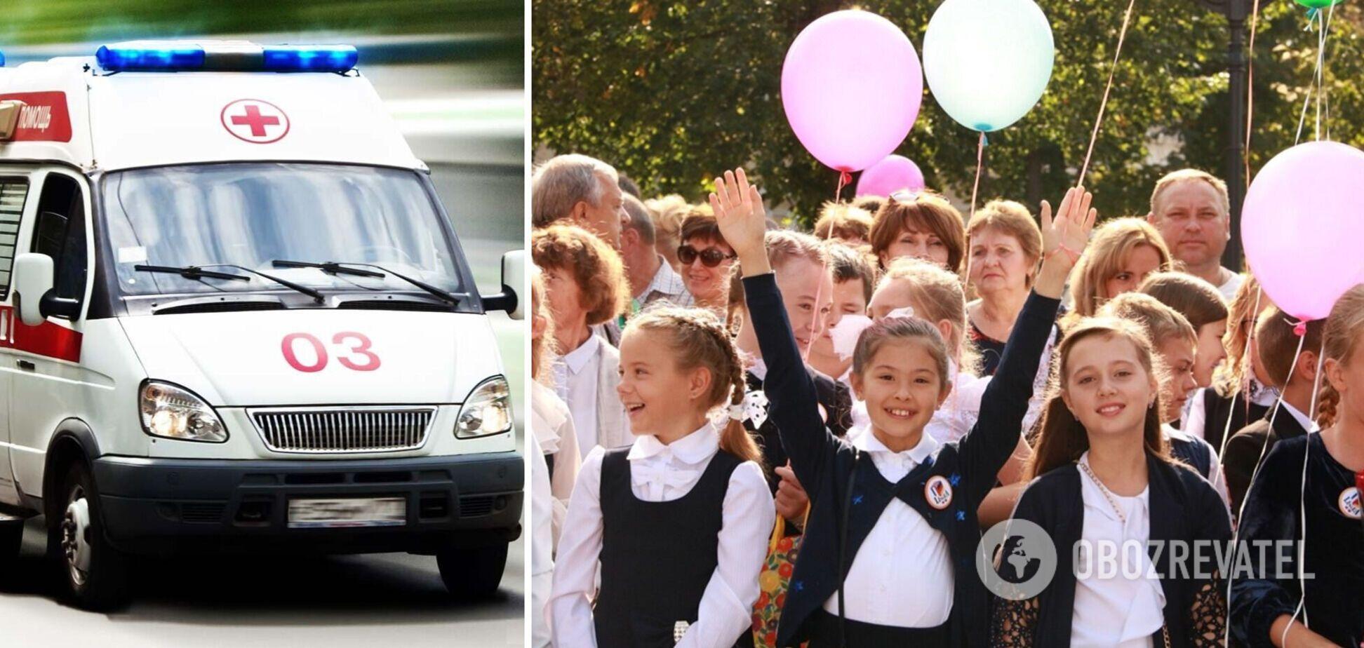 У Миколаївській області масово отруїлися школярі після святкування Дня здоров'я