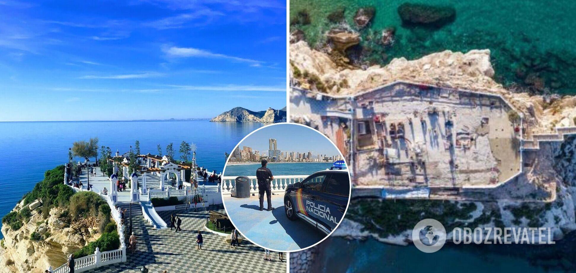 Хотіла зробити ефектне селфі: в Іспанії туристка з України зірвалася зі скелі