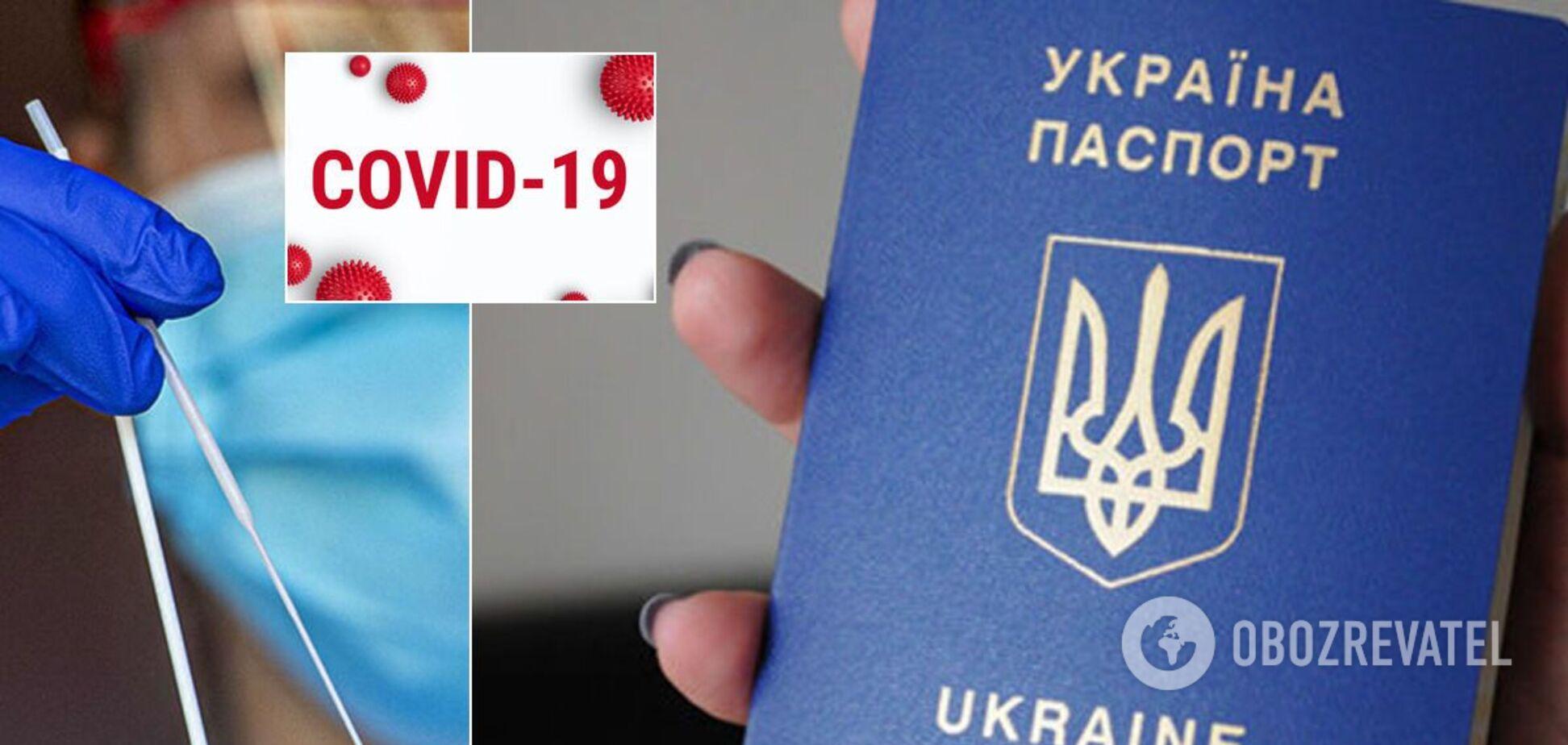 Подорожі українців у пандемію