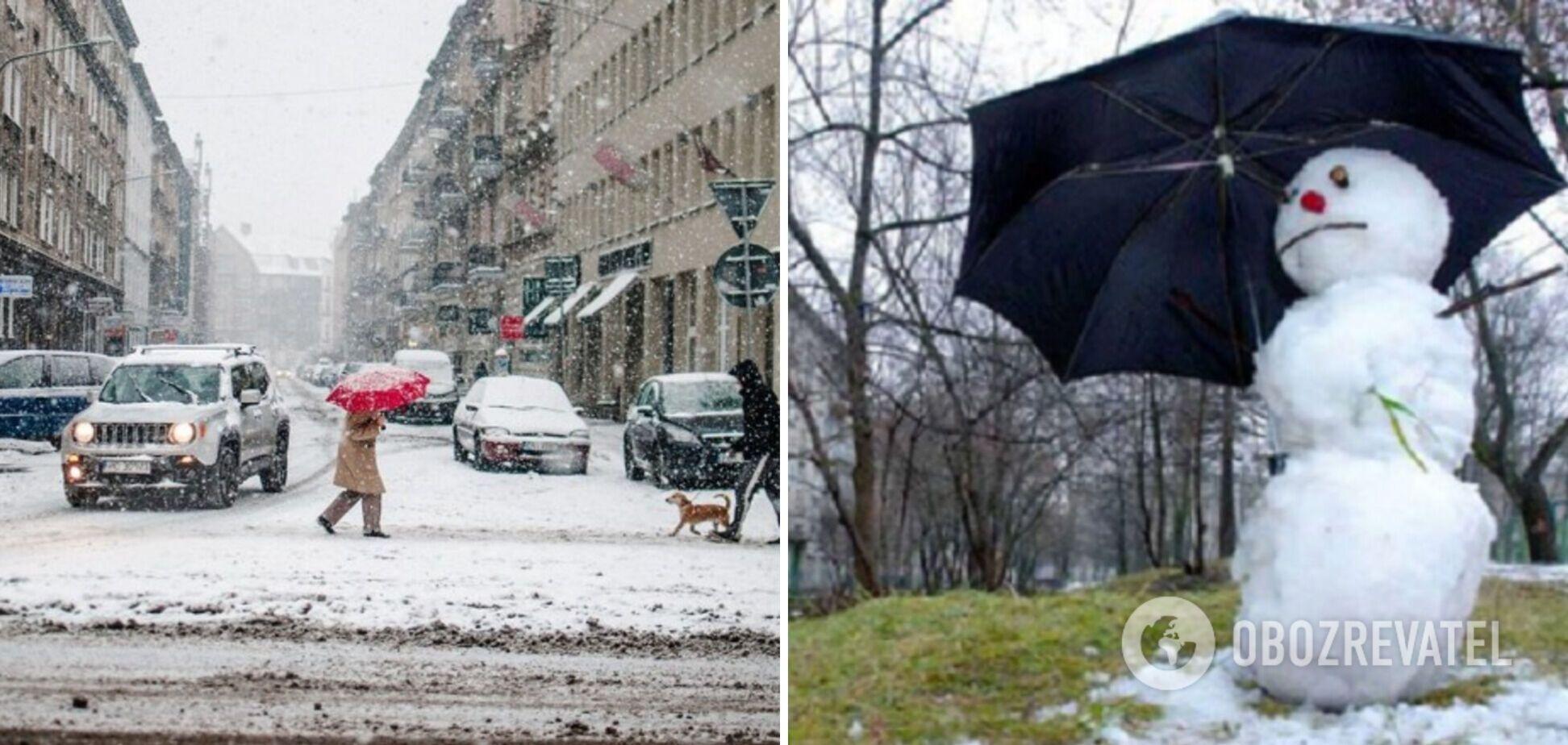 Кількість зимових днів буде зменшуватися: Кульбіда розповів про зміну клімату в Україні